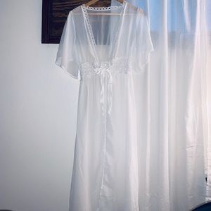 Sheer cover up